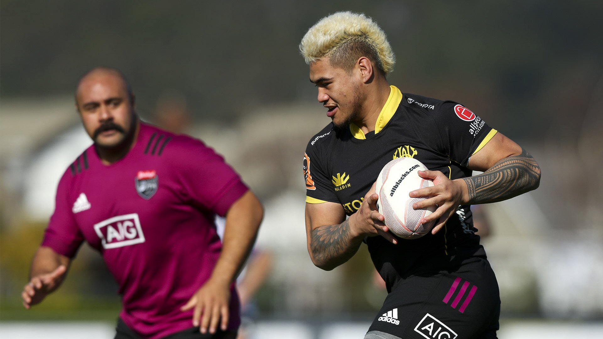 North Island prop returns for Wellington for Canterbury grudge match