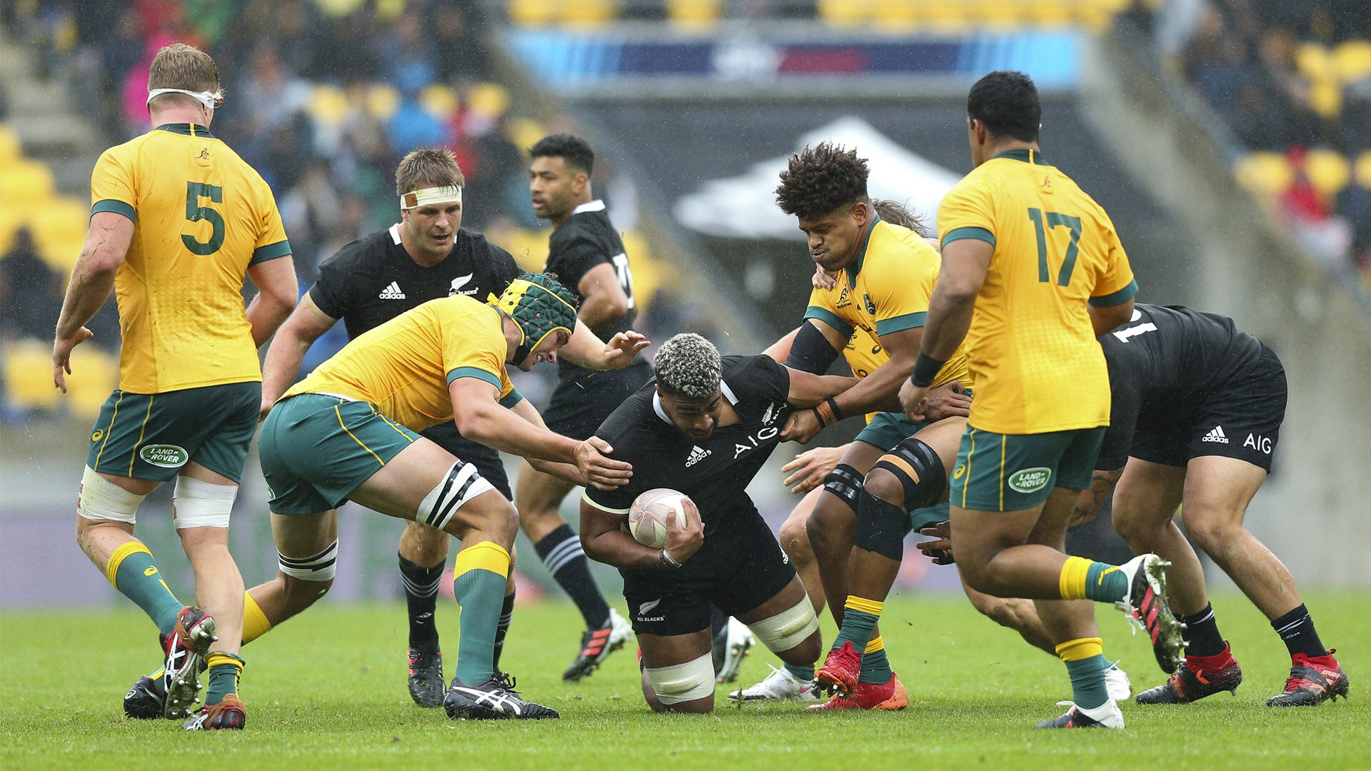 Why Sunday's game at Eden Park presents a perfect opportunity for a Wallabies ambush