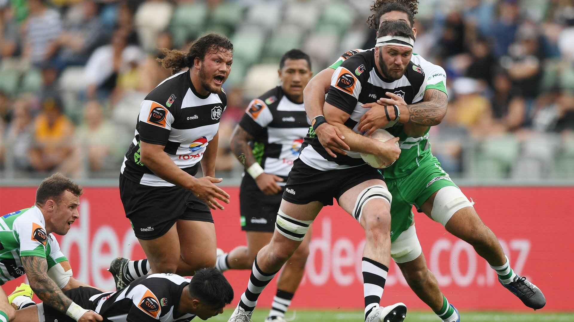 Just one team stands between Hawke's Bay and a summer with the Ranfurly Shield