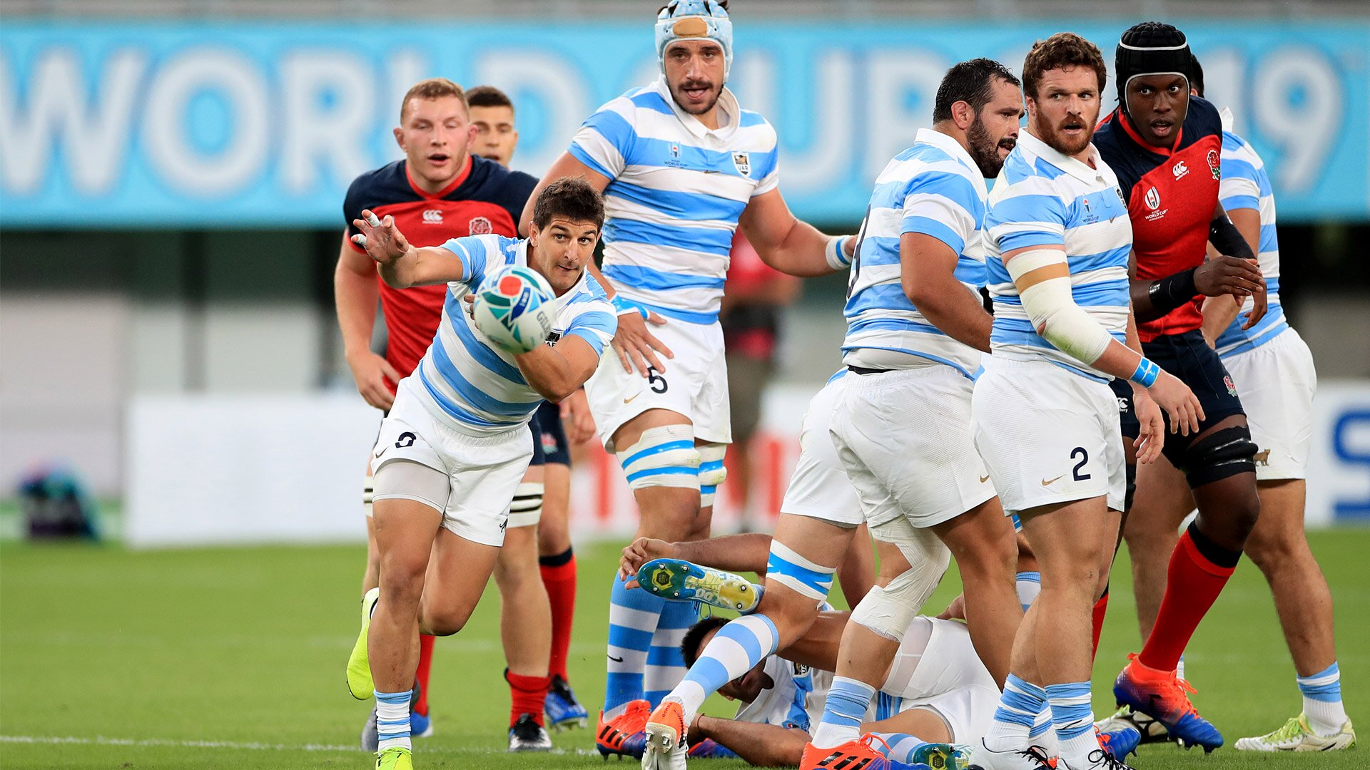 Super Rugby retains its South American flavour after Western Force sign two star Pumas