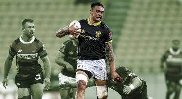 Watch: Former All Black scores stunning 75-metre try to shut down Counties Manukau comeback