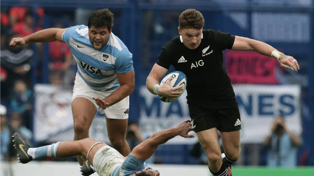 All you need to know: All Blacks v Argentina
