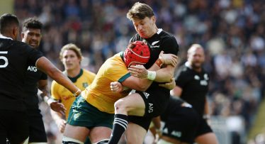 Beauden Barrett was building a legacy to match Carter and now has become an All Blacks' afterthought