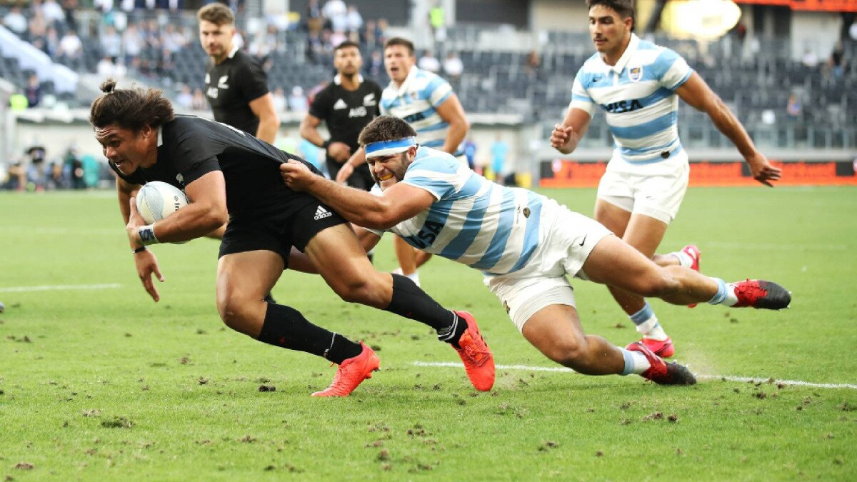 All you need to know: All Blacks v Los Pumas in Tri-Nations rematch
