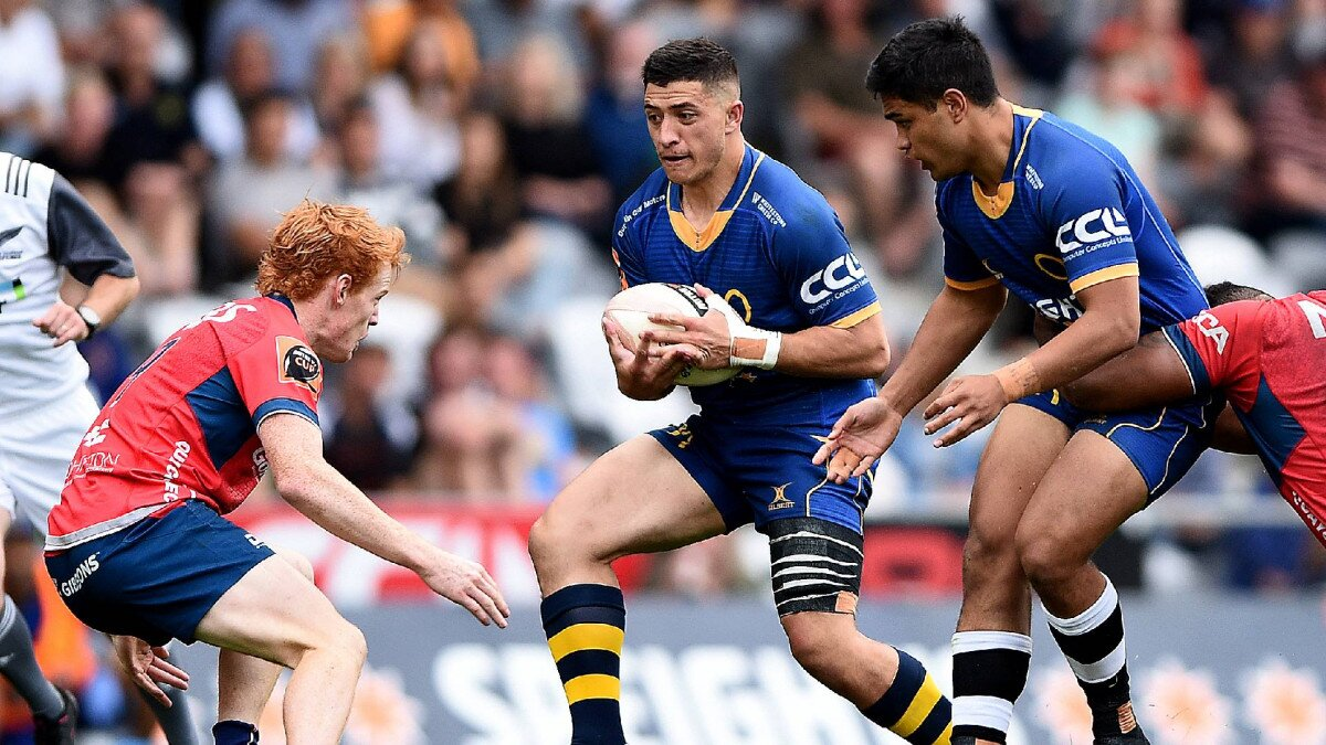 The Mitre 10 Cup rookies leading the charge to be named in next month's Super Rugby squad announcements