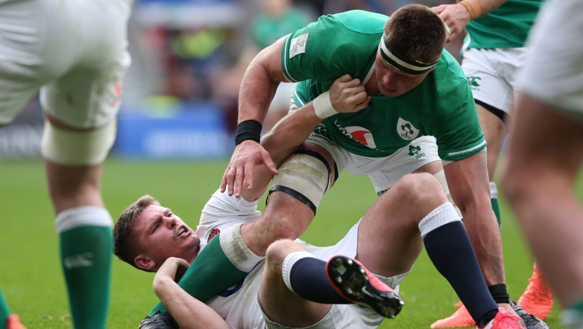 CJ Stander on why he won't hesitate coming to blows again with his head coach's son