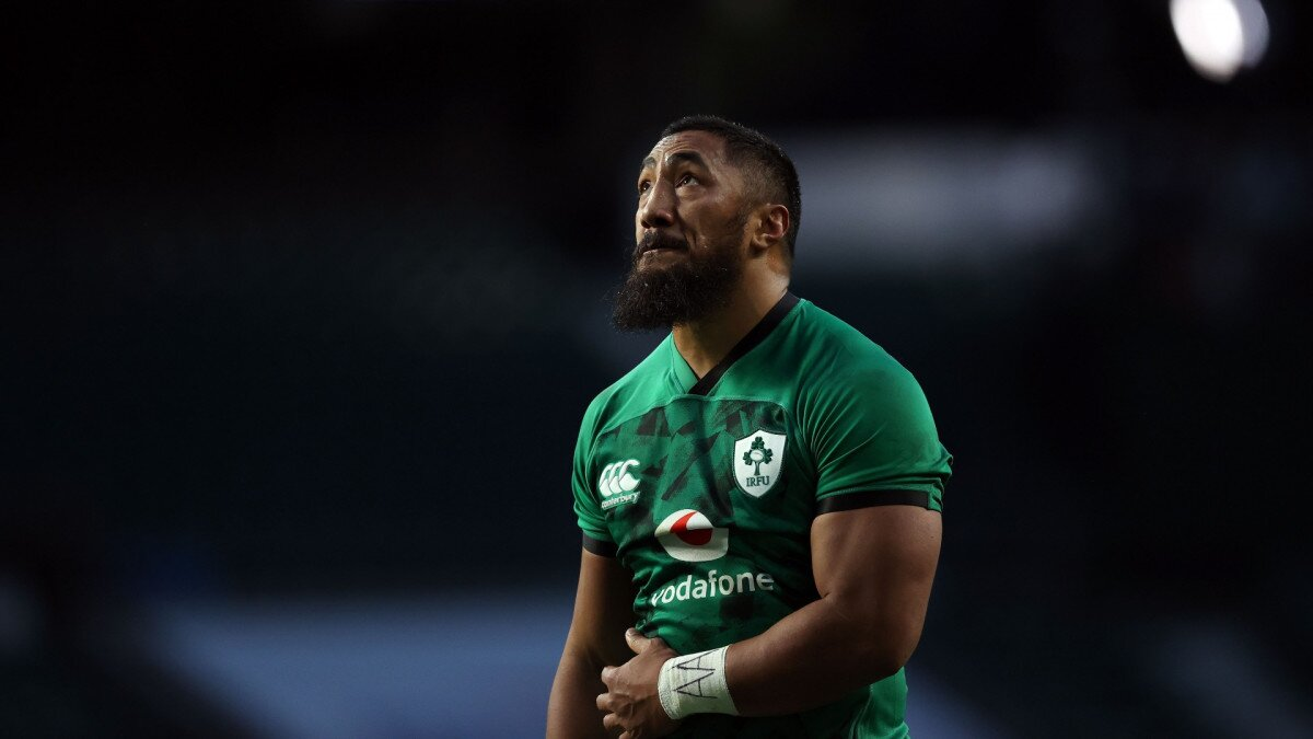 Ireland player ratings vs England - Autumn Nations Cup