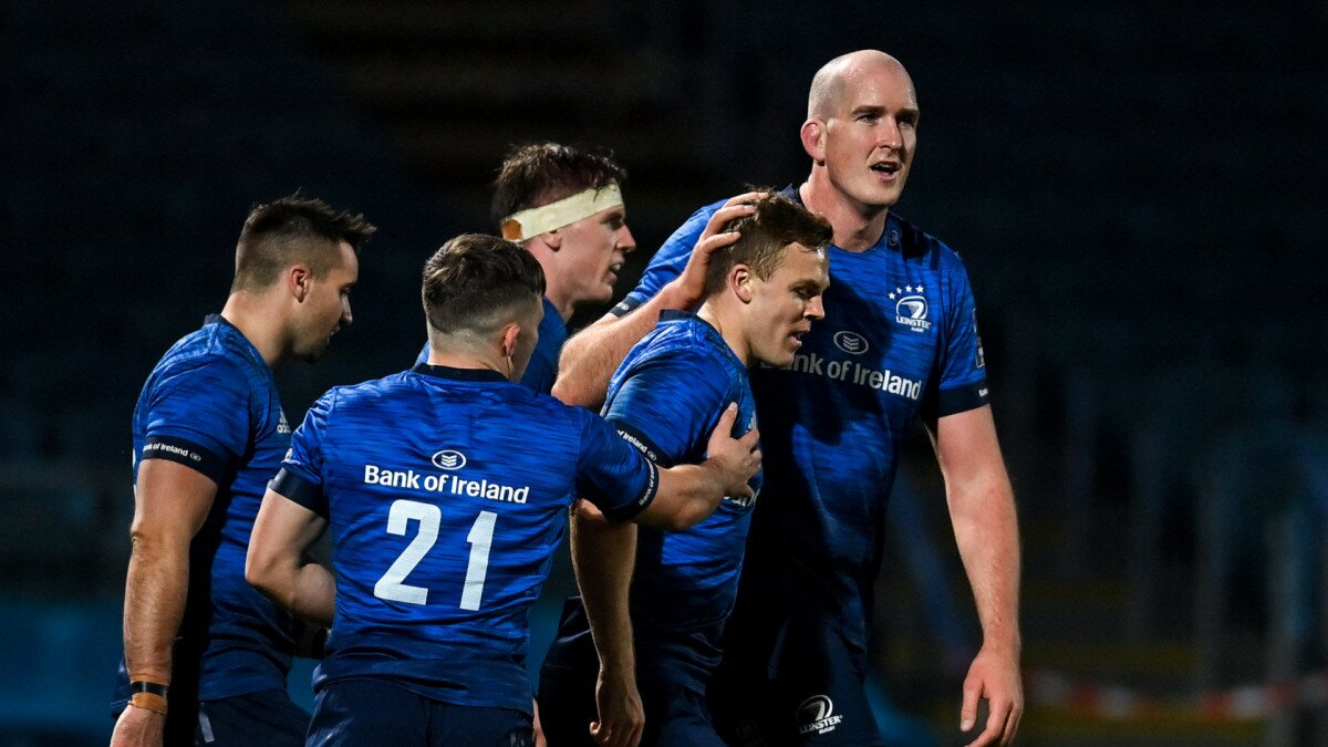 Another record tumbles as Leinster thrash Cardiff Blues in Dublin