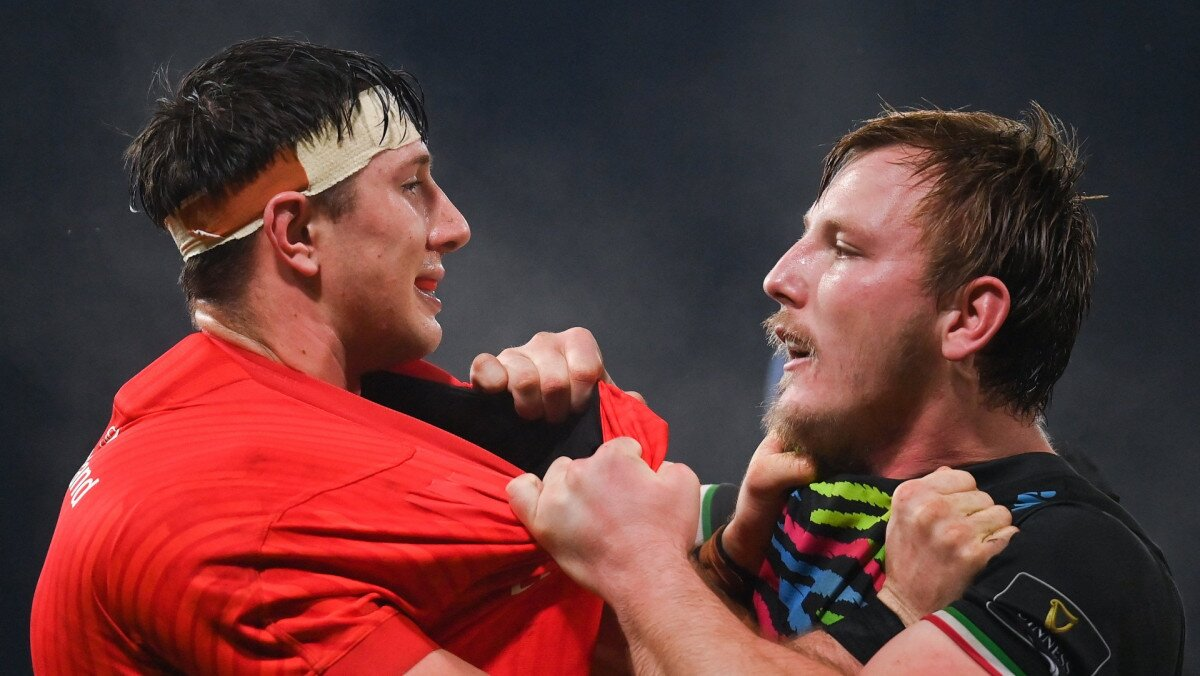 Munster make easy work of Zebre on same day IRFU stress need for South Africans in a PRO16