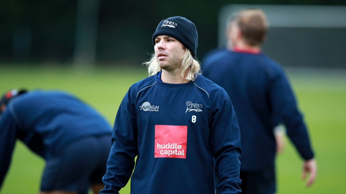 Springboks No9 de Klerk reveals Covid battle: 'I'd very severe pains and fever... the body didn't react well'