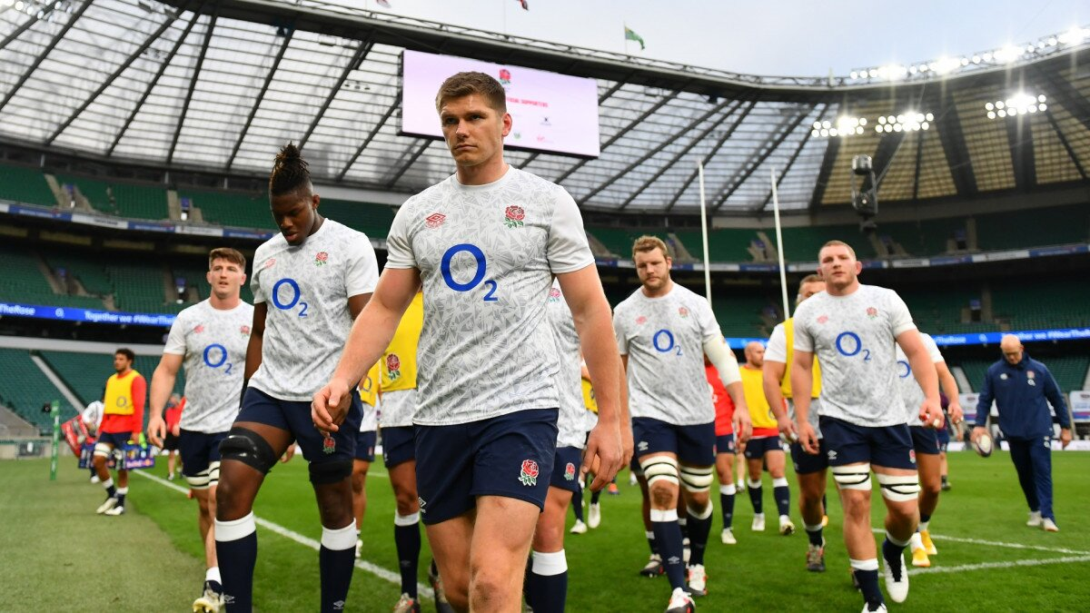 Jones quickly starts England build-up to Wales with Stereophonics reference and Llanelli 'stadium' quip