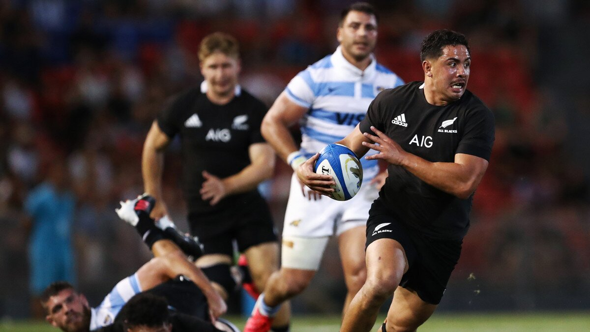 'A totally different beast' - How the media reacted to the All Blacks' dominant win over Pumas
