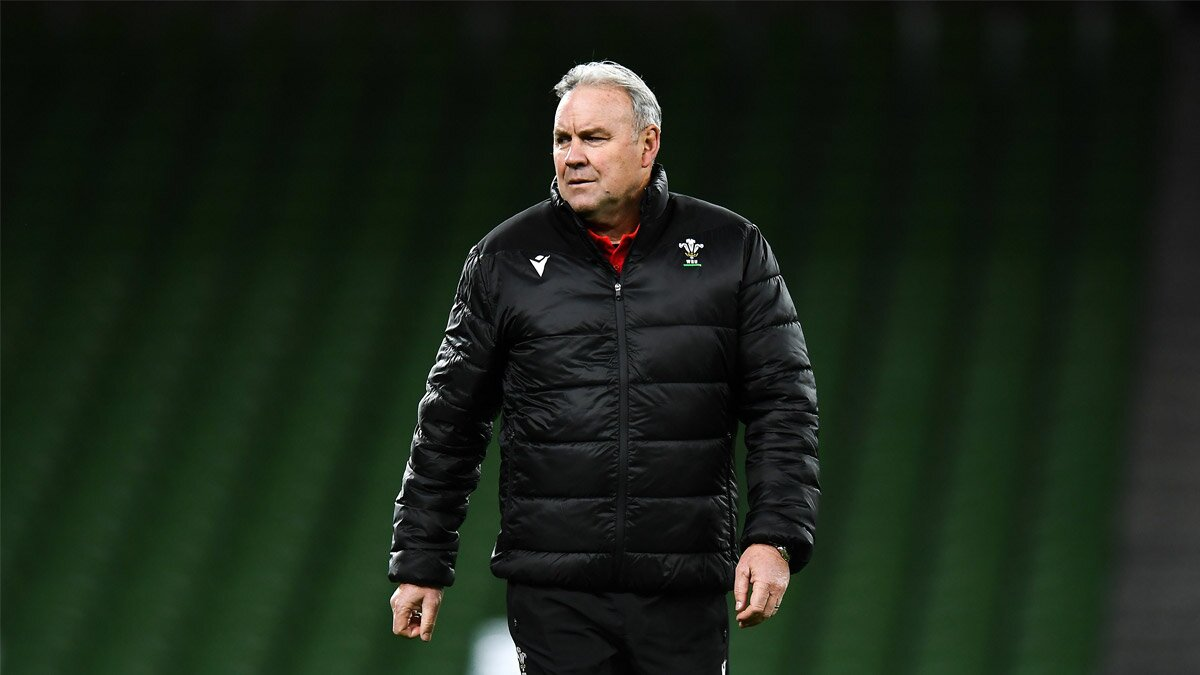 'They want instant results': Wayne Pivac's former protege calls for patience as the new Wales head coach finds his feet