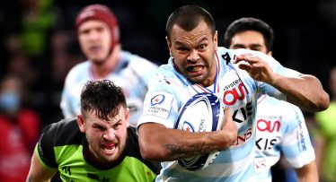 Kurtley Beale's outrageous Champions Cup stats and other factoids