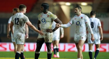 England make one change in XV to face France, opt for 5/3 split on bench