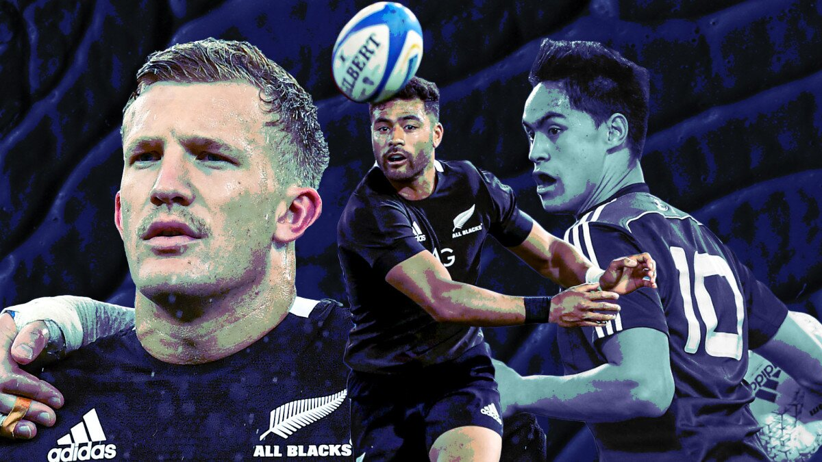 Mo'unga, McKenzie, then who? The increasingly desperate search to find the next great All Black first-five