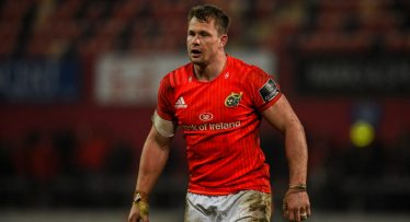 'I knew I wasn't going to sign back with Munster, I knew that already in December 2019'