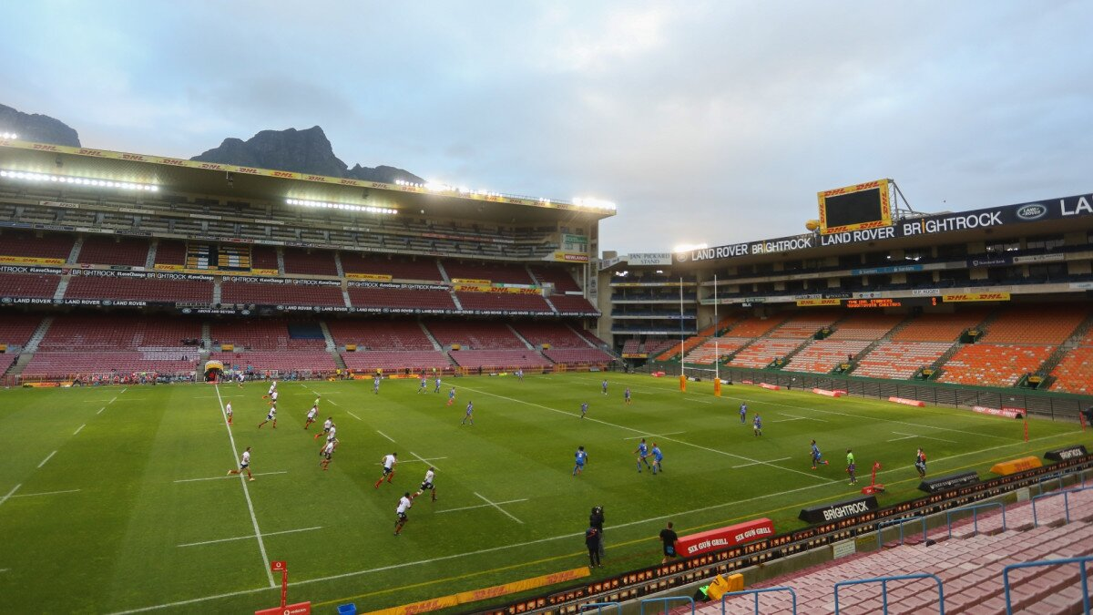 Currie Cup hit by another cancellation, this time in Cape Town
