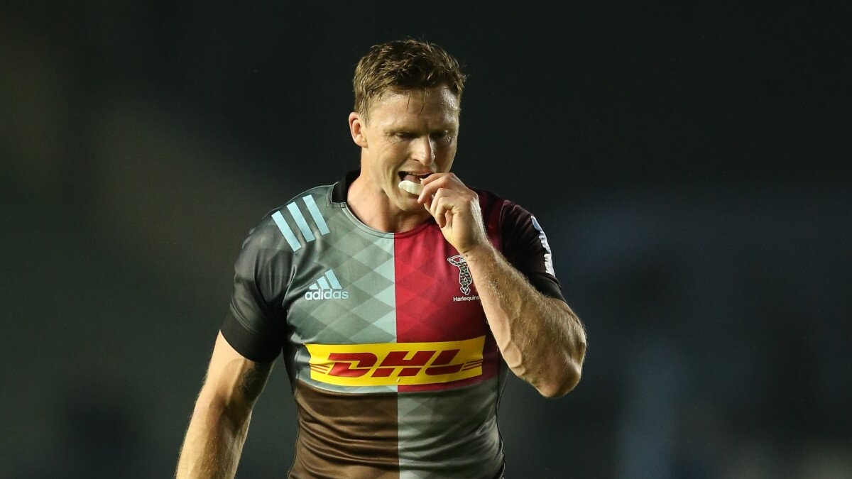 'It's not ideal': Chris Ashton criticises Premiership's decision not to play on