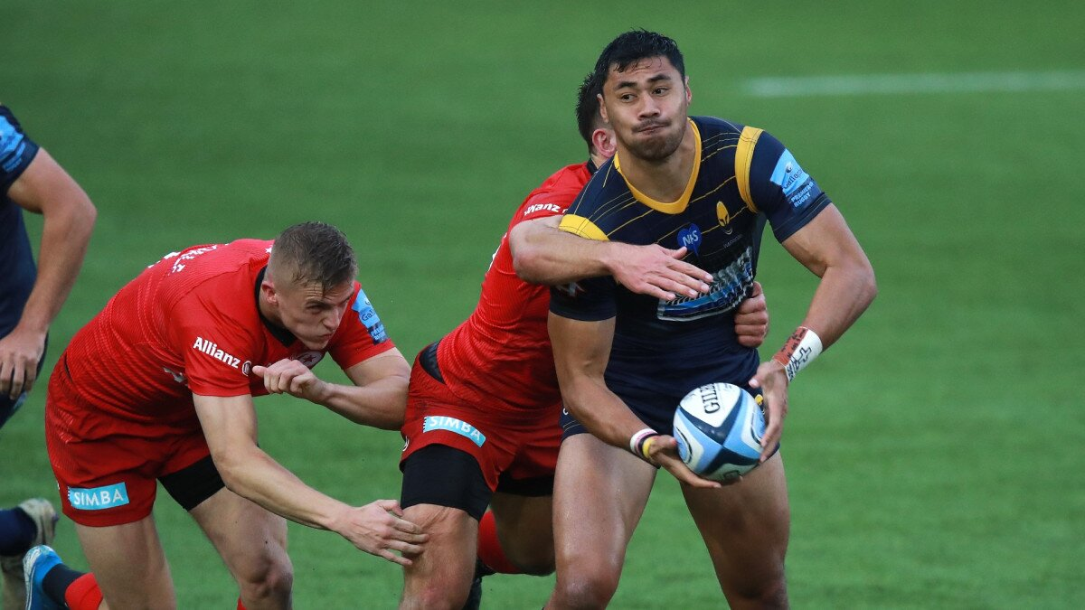 Surgery rules Nanai out for rest of season at Worcester