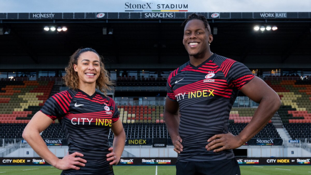 Saracens reveal new stadium and kit sponsor after 2020 split with Allianz