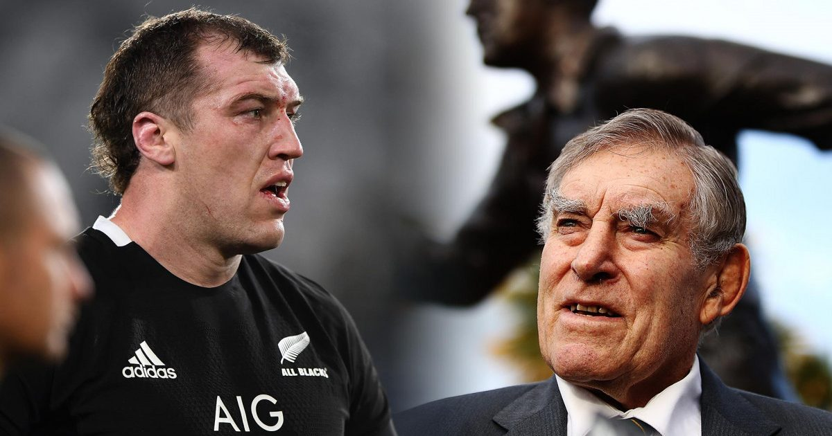 Colin Meads and Brodie Retallick named greatest All Blacks locks