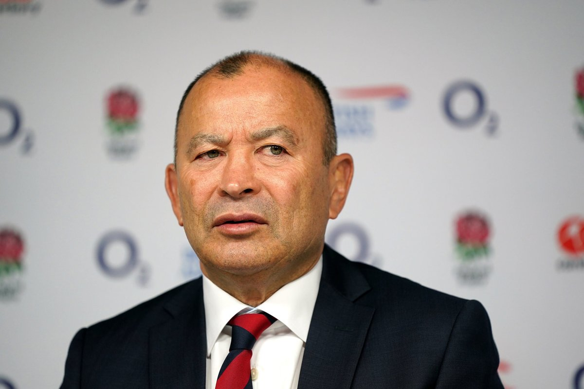 The position that Eddie Jones forgot to select?