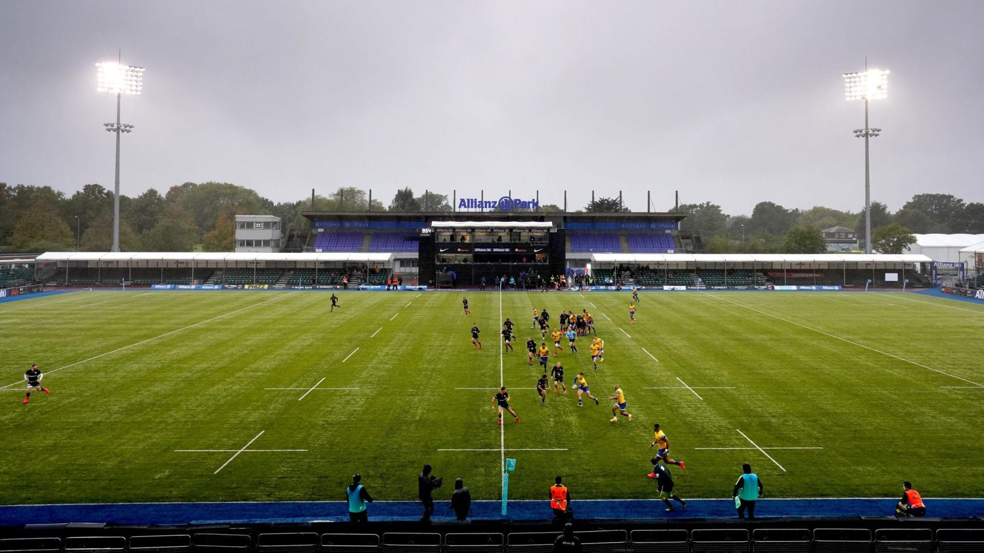 Saracens issue statement confirming stadium name change