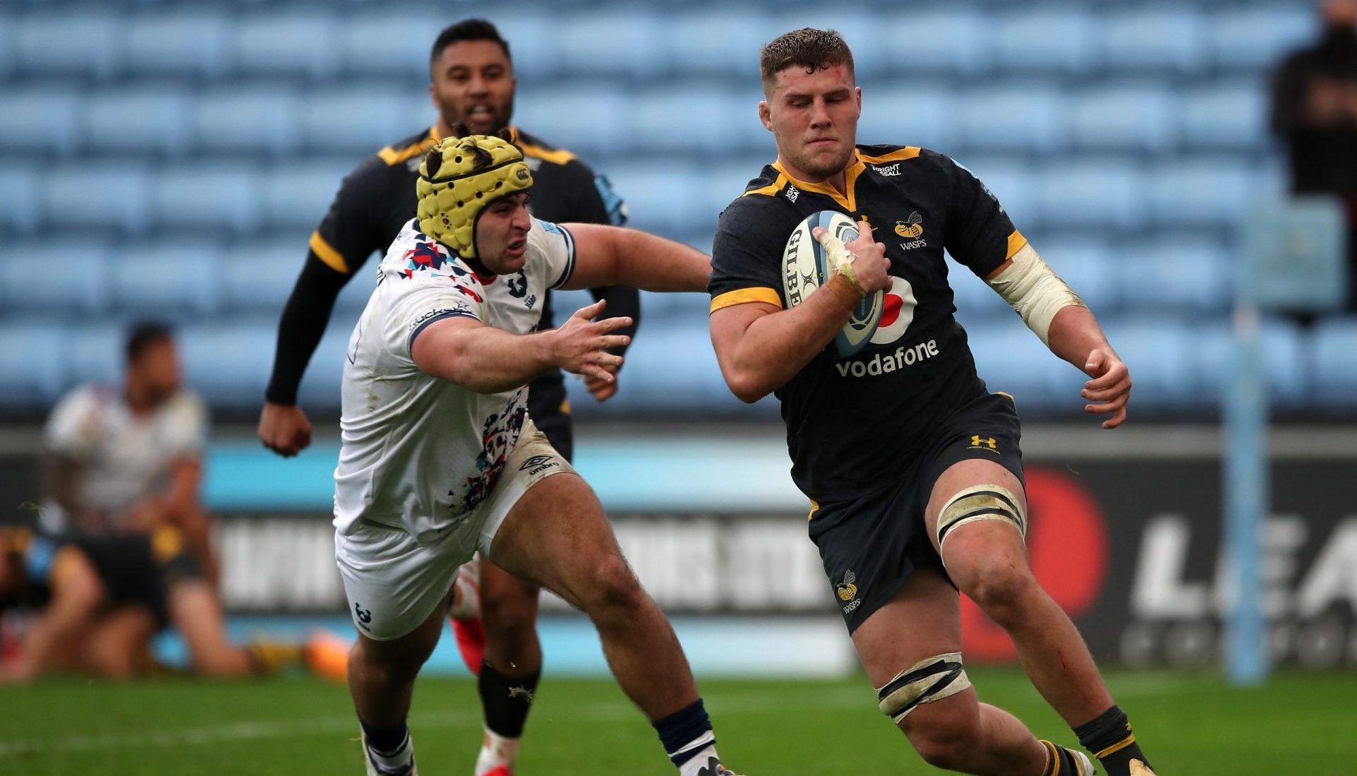 Willis brothers to the fore as Wasps edge out Bristol