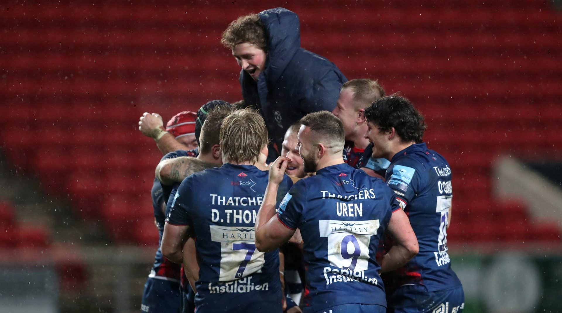 Bristol claim dramatic win over Northampton with final kick of game