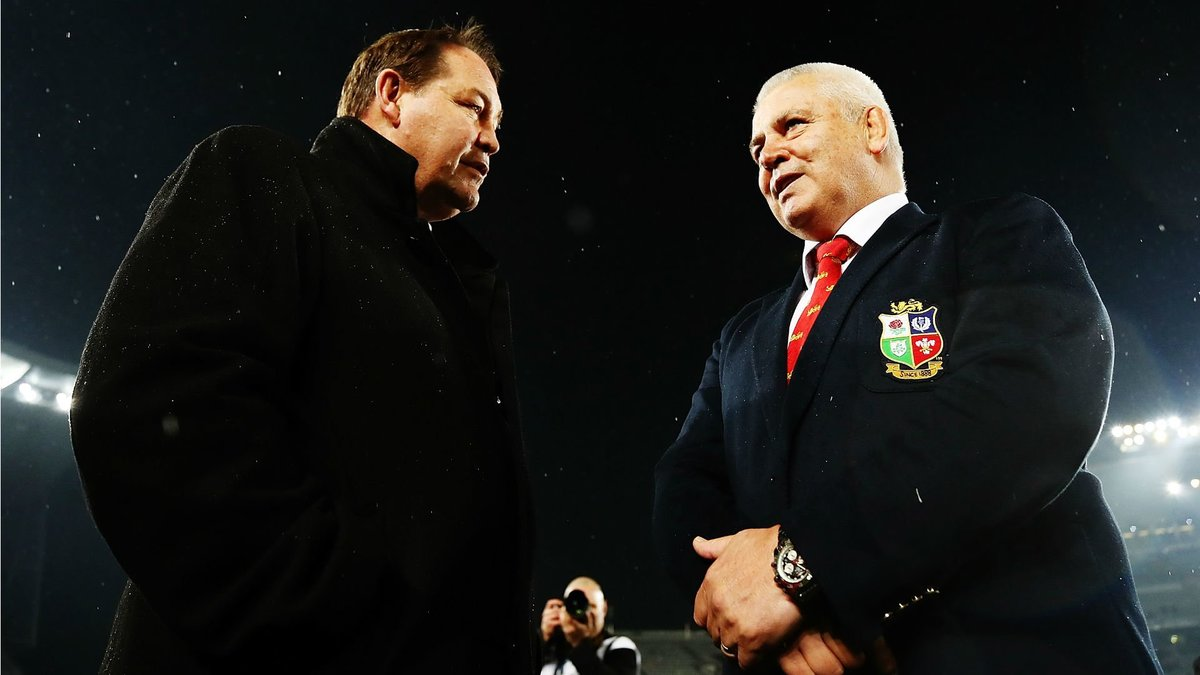 Lions Tour debacle: 'One person in particular has told us over and over again that the decision was right'