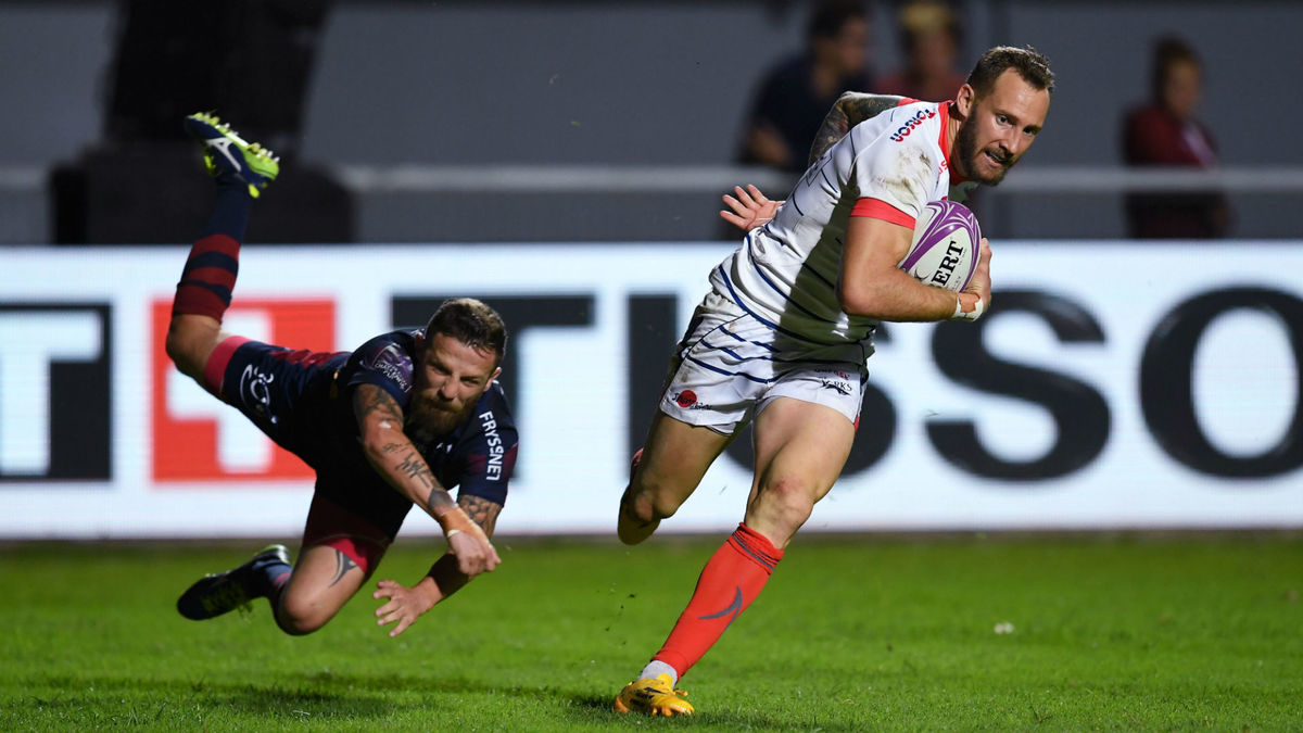 McGuigan carries Sale past 14-man Perpignan