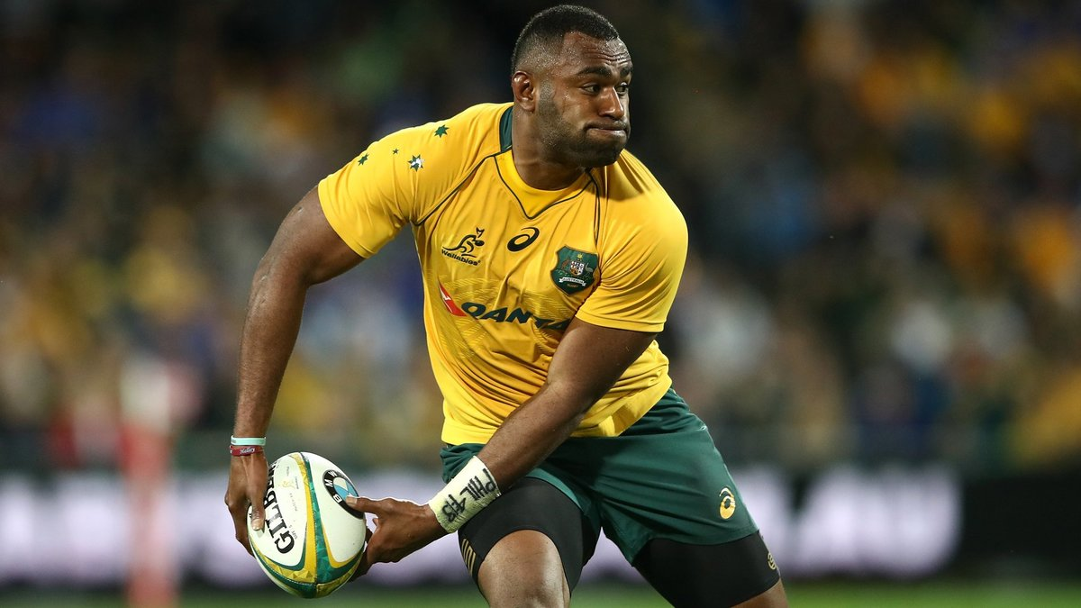 The winners and losers from Dave Rennie's first Wallaby squad